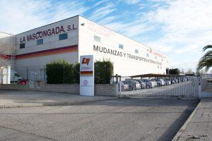 Alquiler de trasteros en Madrid - Vascongada