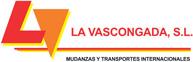 Logotipo de La Vascongada, empresa de mudanzas