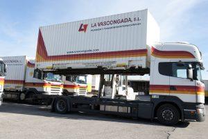 empresa de mudanzas de Madrid a Barcelona