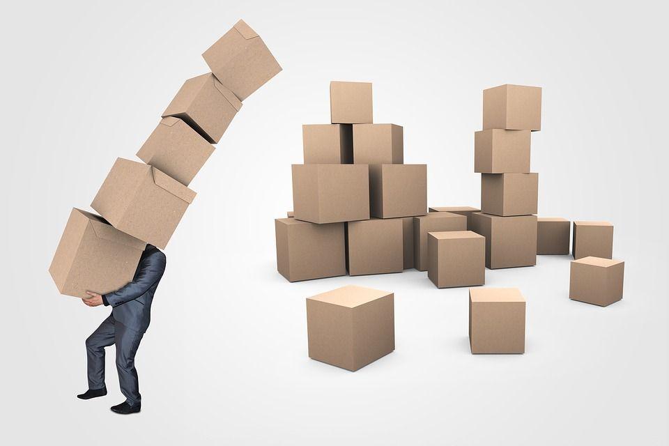 Descubre cuáles son las ventajas de las cajas de cartón a medida