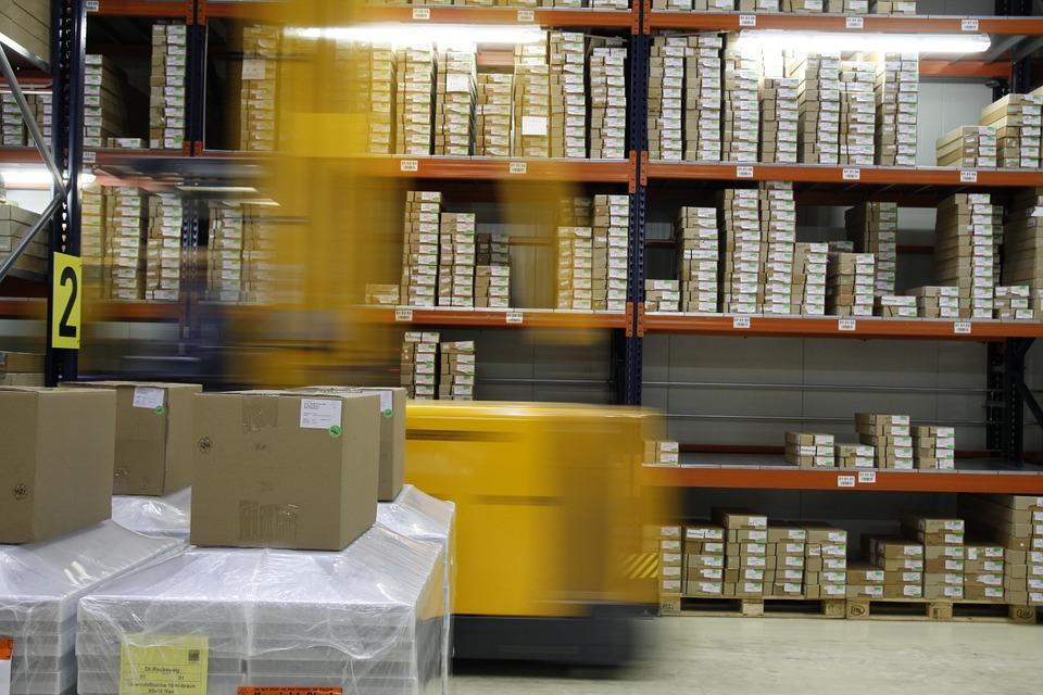 consejos para el almacenaje de mercancias