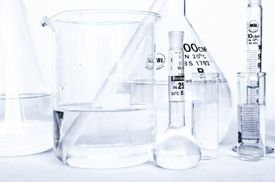 almacenaje de productos químicos