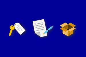 Cómo conseguir cajas para mudanza