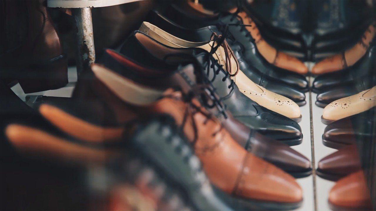 transporte de zapatos mudanza
