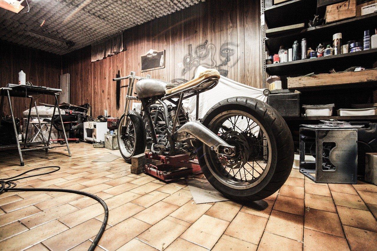 Transporte de motos por cambio de residencia