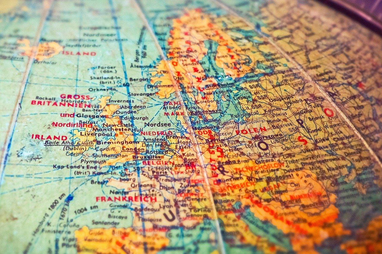 cómo organizar una mudanza internacional