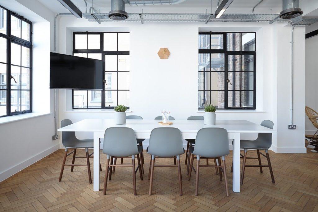 Empresa de mudanza para oficinas en Madrid