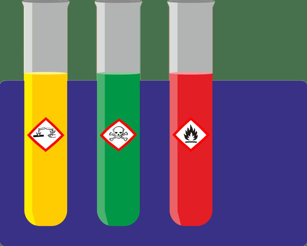 Claves básicas en el almacenamiento de sustancias peligrosas