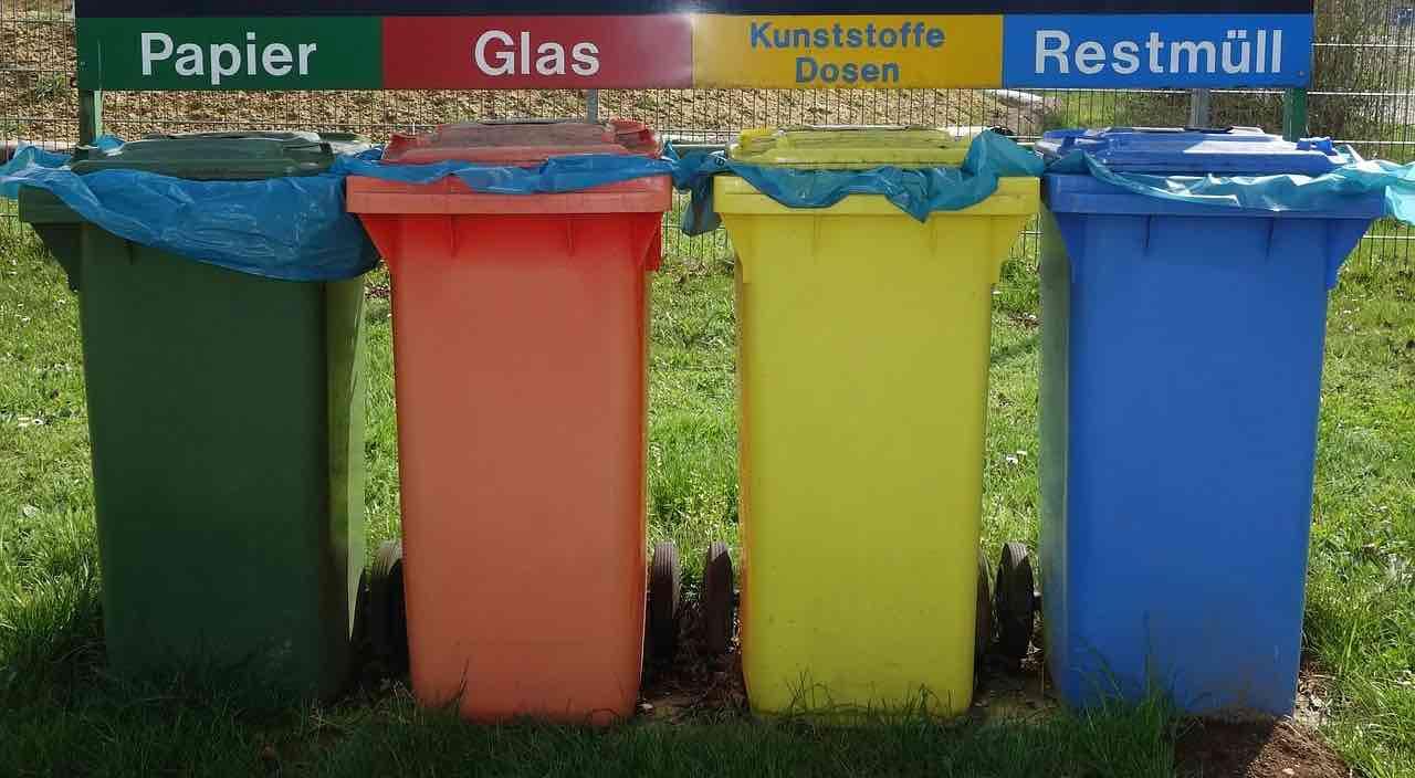 Transporte de reciclaje