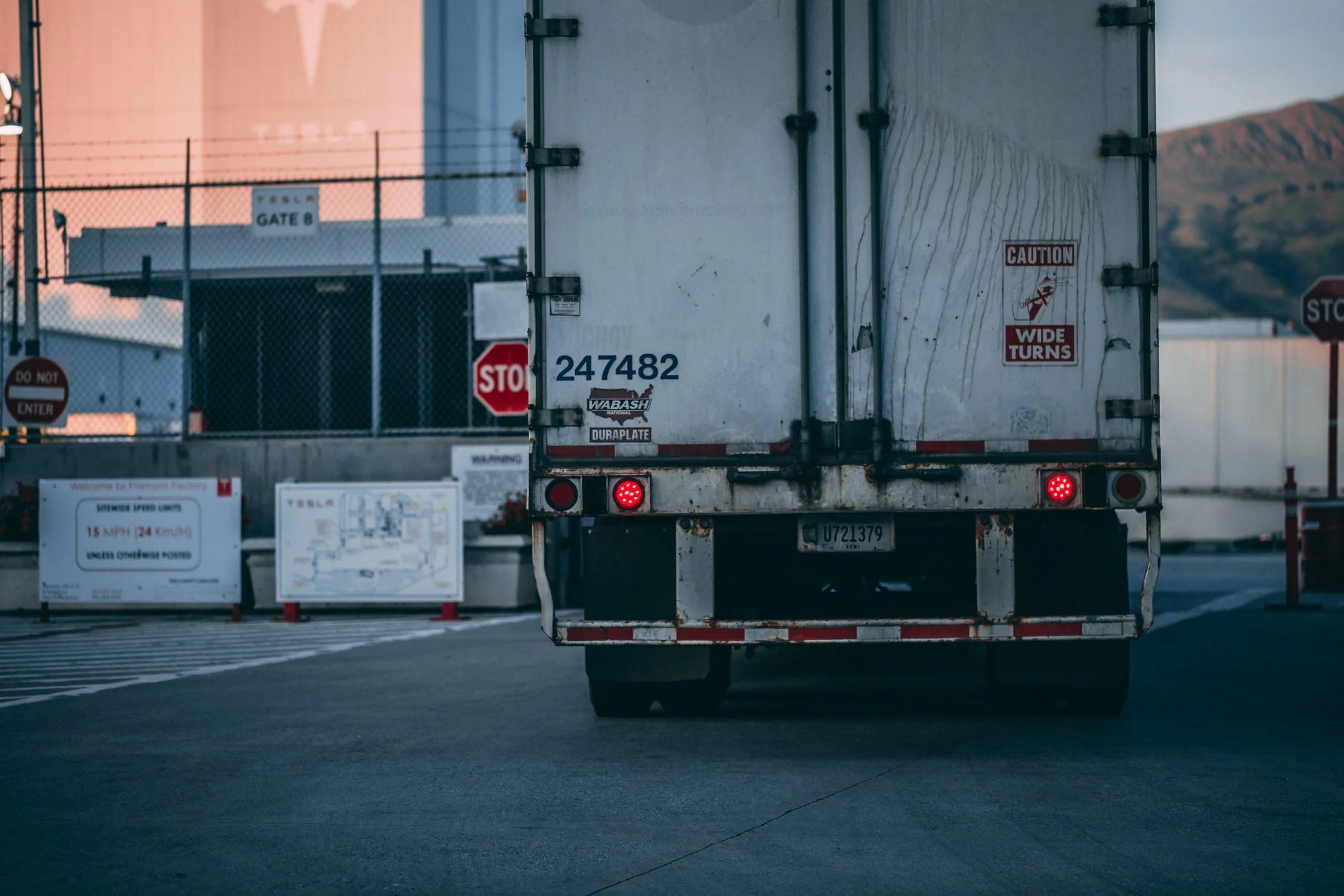 programa de mantenimiento de camiones